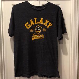 Adidas LA Galaxy t-shirt tee size XL